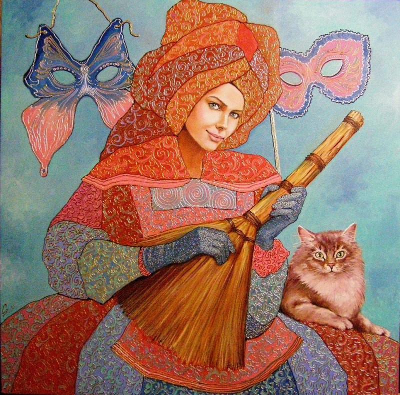 Светлана Мищенко-Сапсай. Нелегко быть женщиной