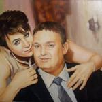 Светлана Мищенко-Сапсай. ДВОЕ