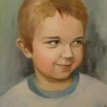 Андрейка (портрет сына)
