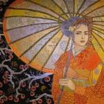 Японка (фрагмент диптиха Инь и Янь)