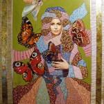 ЛЮБОВЬ (портрет актрисы Толкалиной)