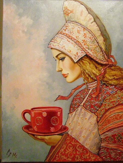 Полная чаша (дар Макоши)